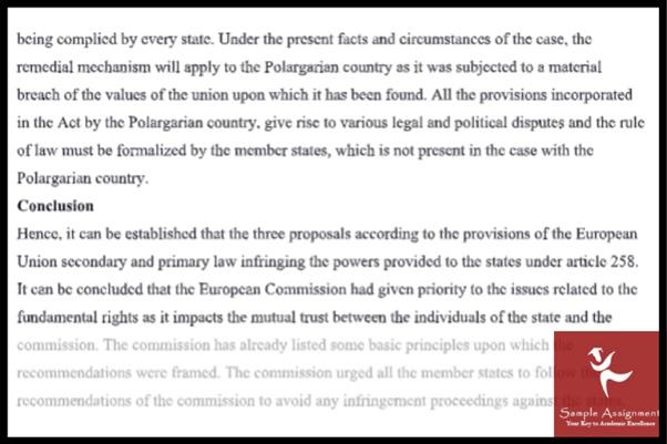 criminal law dissertation example uk
