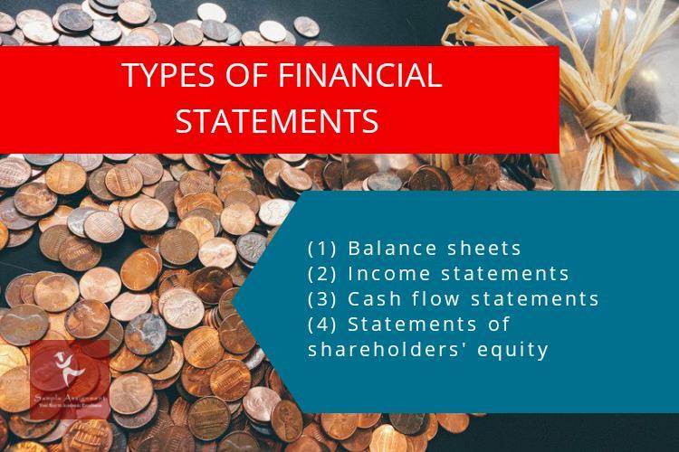 financial statement types