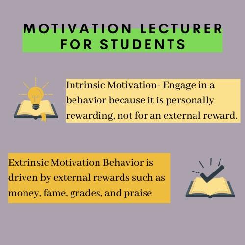 motivation lecturer assignment help