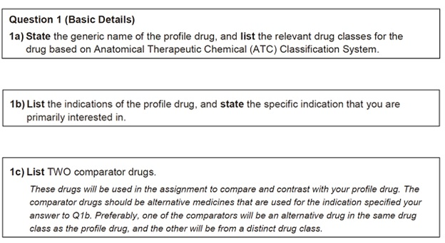 pharmacology personal statement question UK