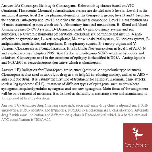pharmacology personal statement sample UK