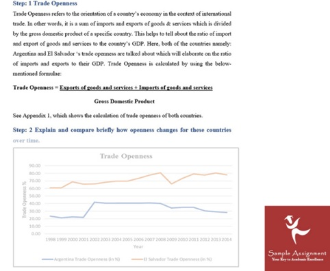political economics assignment sample UK online