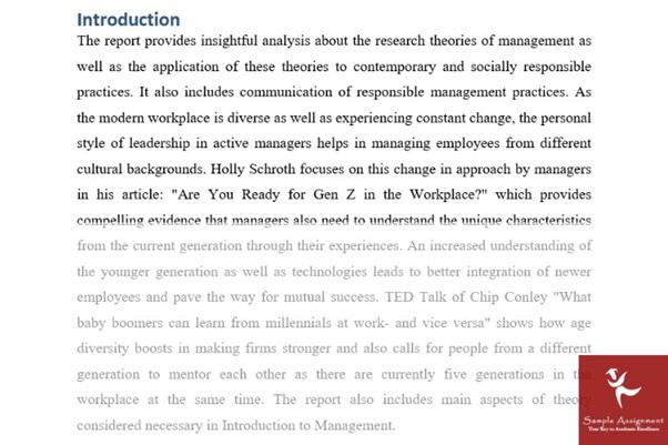 scenario analysis assignment example online