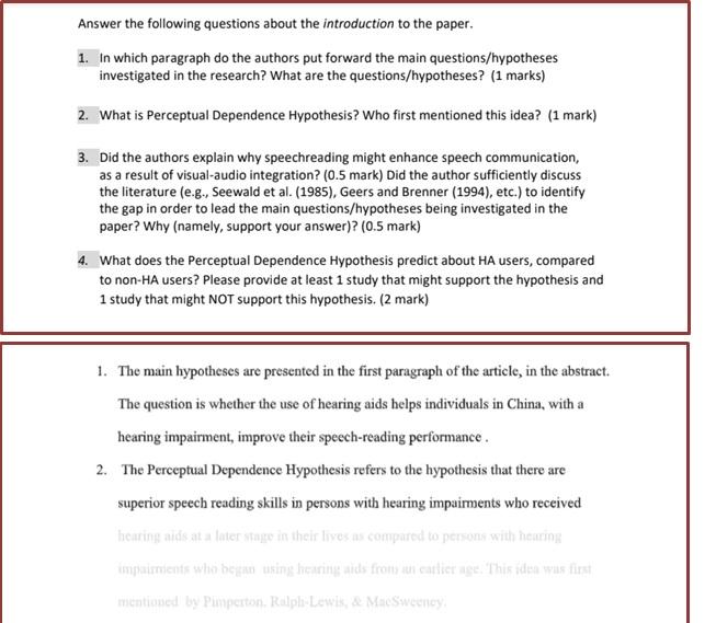 Linguistics assignment sample uk