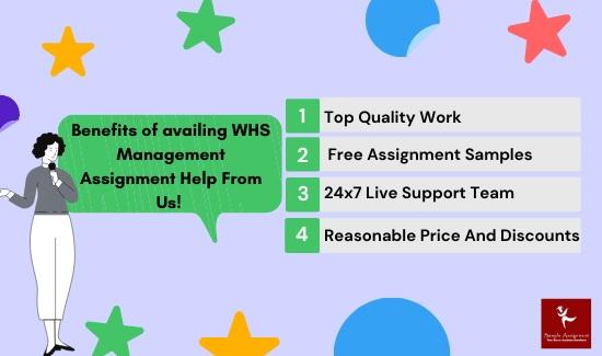 WHS management assignment help