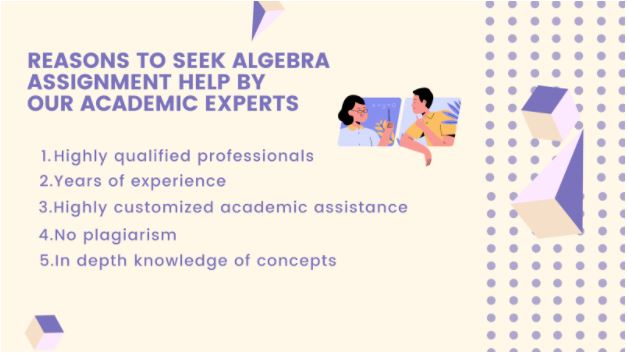 algebra homework help UK