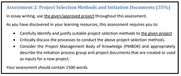 assignment help Sheffield assessment