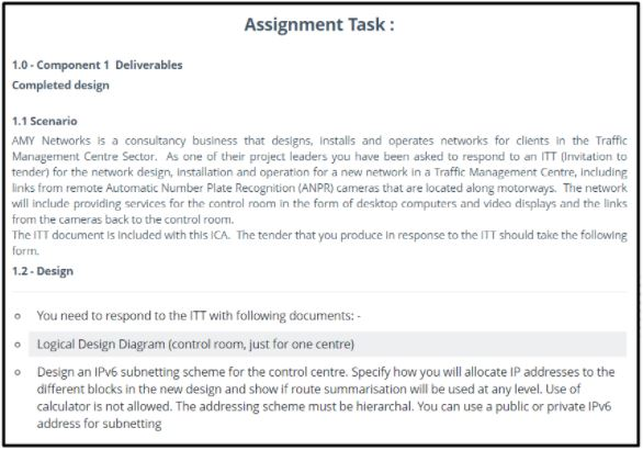 assignment task on engineering writing help UK