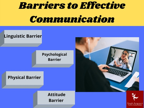 barriers to effective communication online