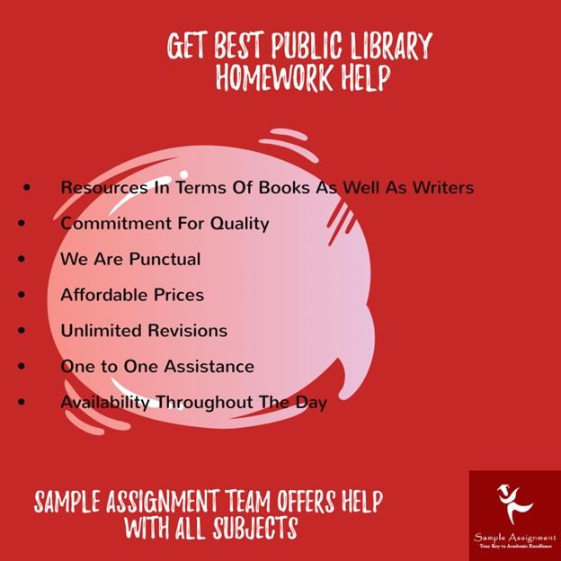 best public library homework help Canada