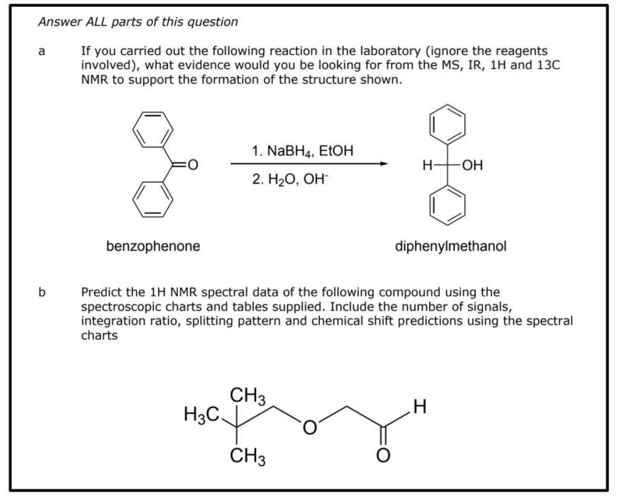 biochemistry assignment answer canada