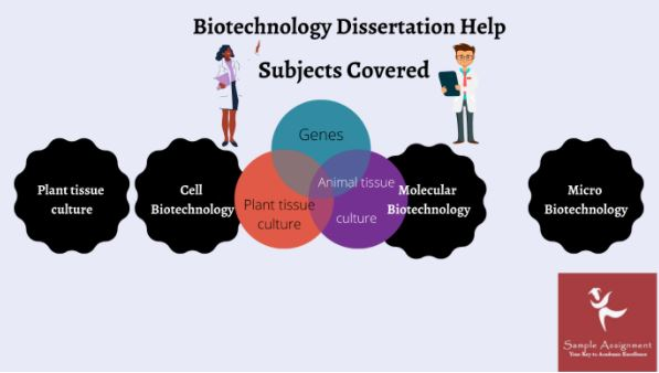 biotechnology dissertation help experts