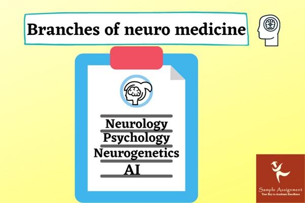 branches of neuro medicine