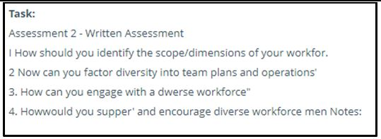 bsb42015 assessment sample