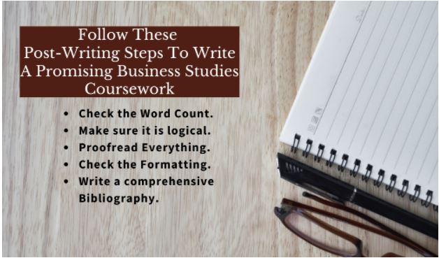 business studies coursework help in uk