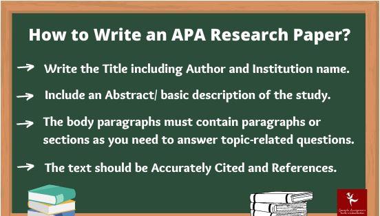 buy custom APA research paper