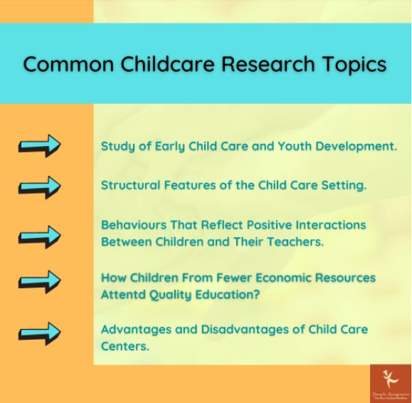 childcare dissertation help UK