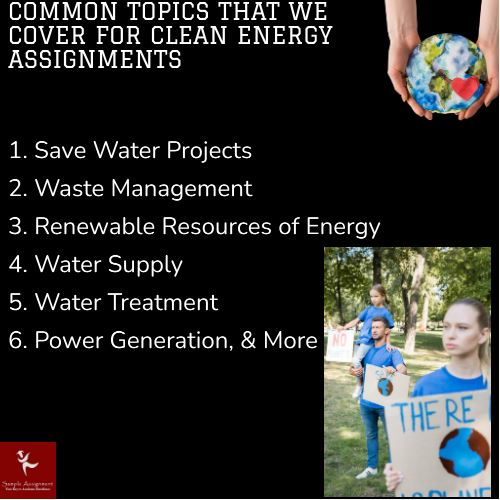 clean energy engineering assignment help experts uk