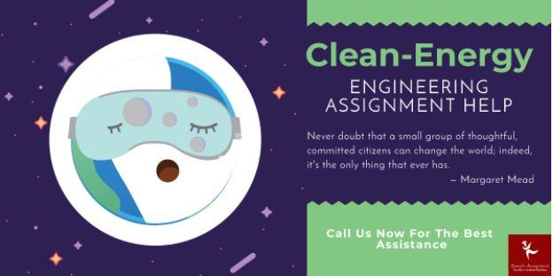 clean energy engineering assignment help uk