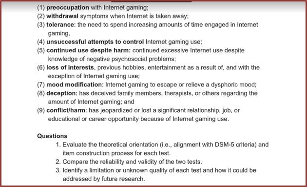 clinical psychology assignment help online