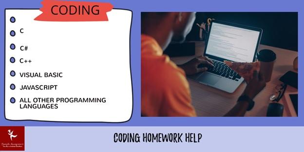 coding homework help Canada