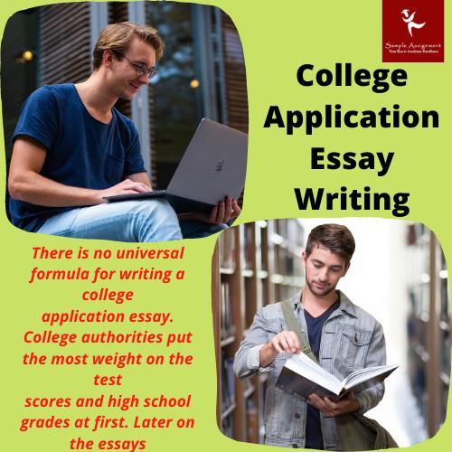 college application essay writing help Canada