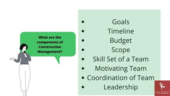 construction management assignment help canada