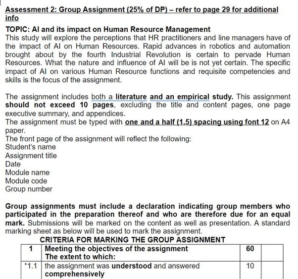 empirical paper question uk