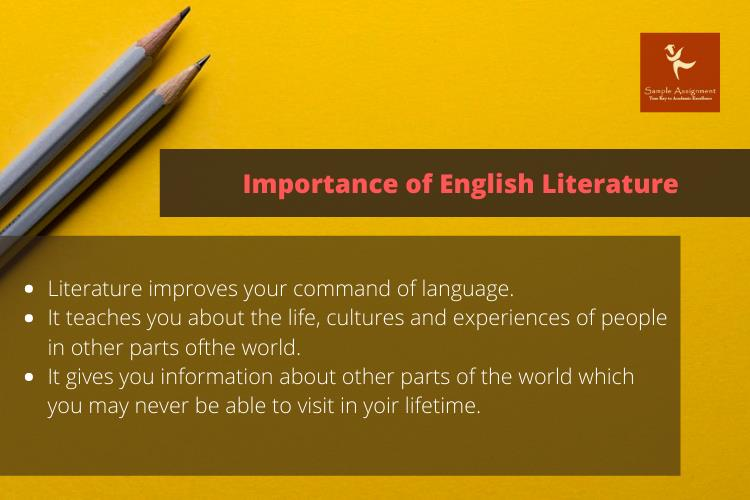 English dissertation importance