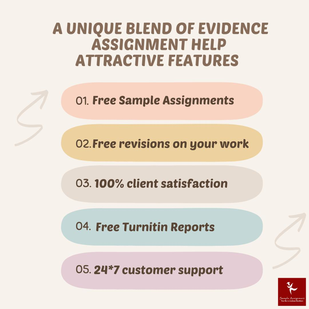 evidence assignment help