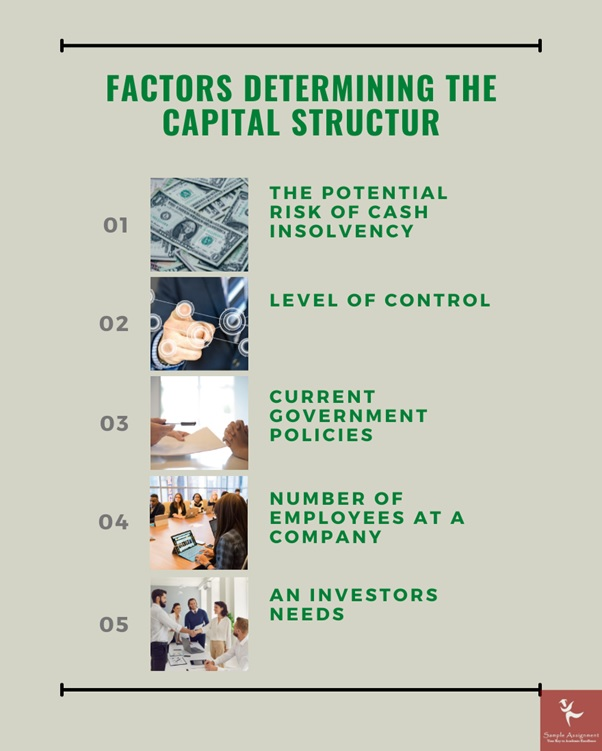 factors determining capital structure