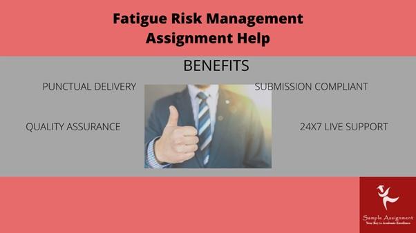 fatigue risk management assignment help