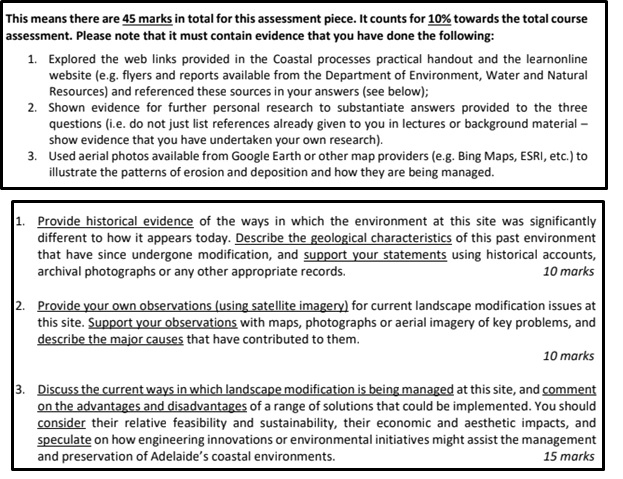 geo environmental engineering assignment question canada