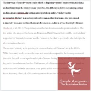 humanities assignment sample online uk