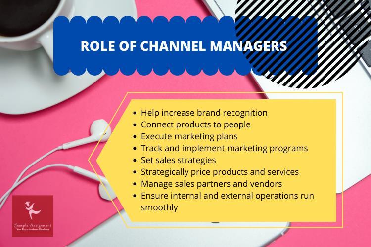 marketing channel management assignment help