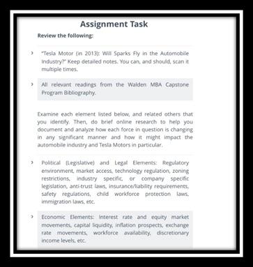 materials technology assignment question uk