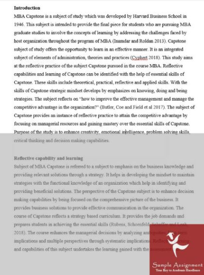 mba dissertation proposal sample help online