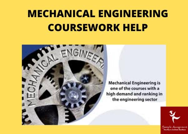 mechanical engineering coursework help UK