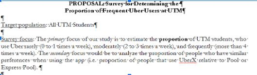 methodology questionnaire help