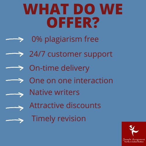 our assignment offers