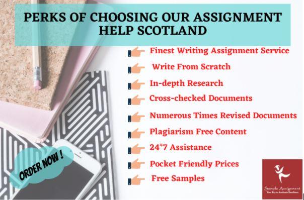 perks of Assignment Help sample Scotland