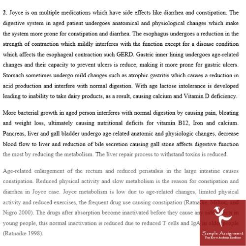 physiology essay sample online UK