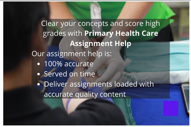 promary health care assignment help
