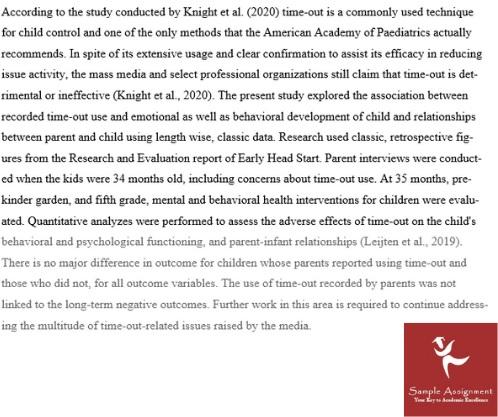 psychology dissertation proposal sample online UK
