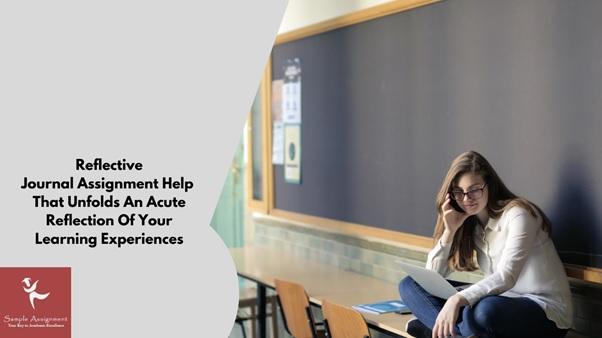 reflective journal academic assistance through online tutoring