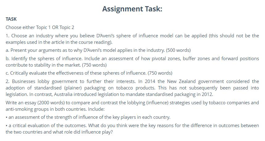 responsible leadership assignment sample