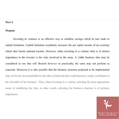 school law assignment sample