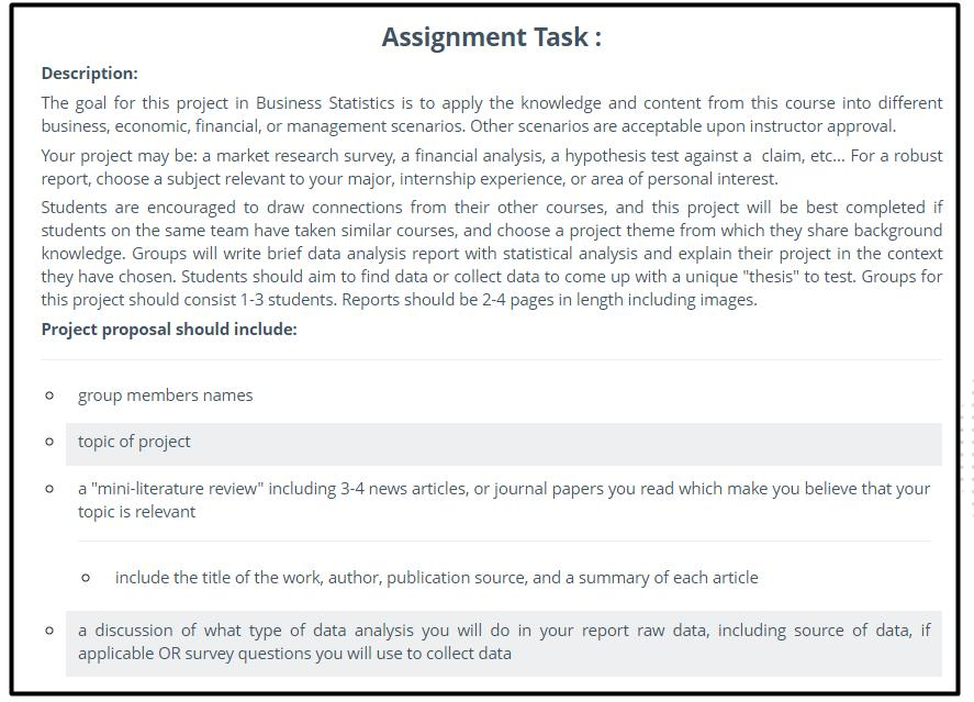 statistics dissertation solution