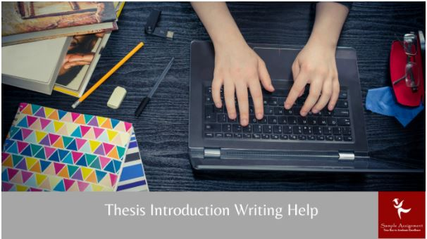 thesis introduction writing help UK