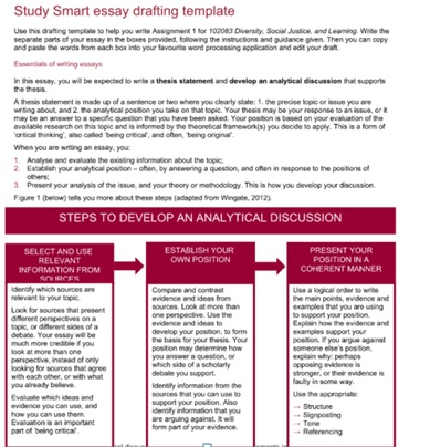 thesis proofreading question sample